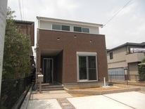 分譲住宅 半田市 (2010年8月完成)